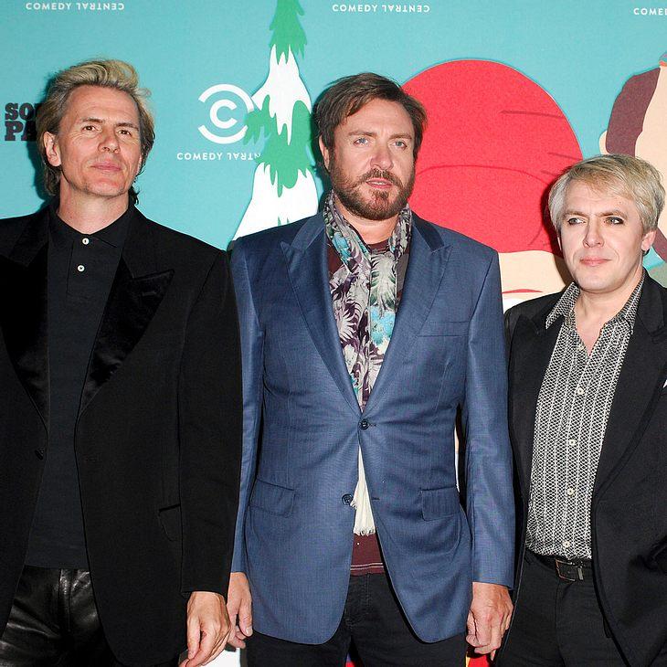 Duran Duran: Neues Video mit Supermodels