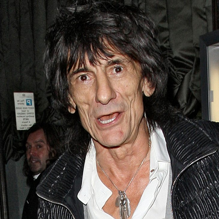 Ronnie Wood: Fuß-OP