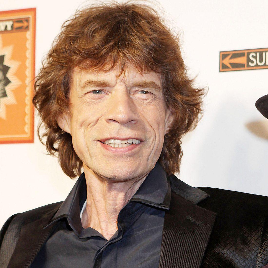 Mick Jagger und David Bowie: Angebliche Affäre
