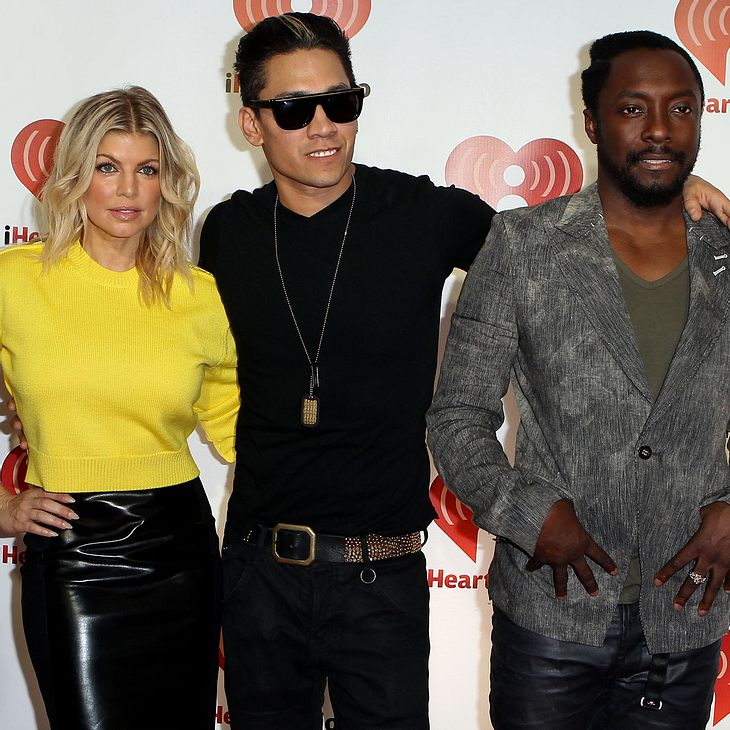 Black Eyed Peas sagen Jackson-Konzert ab