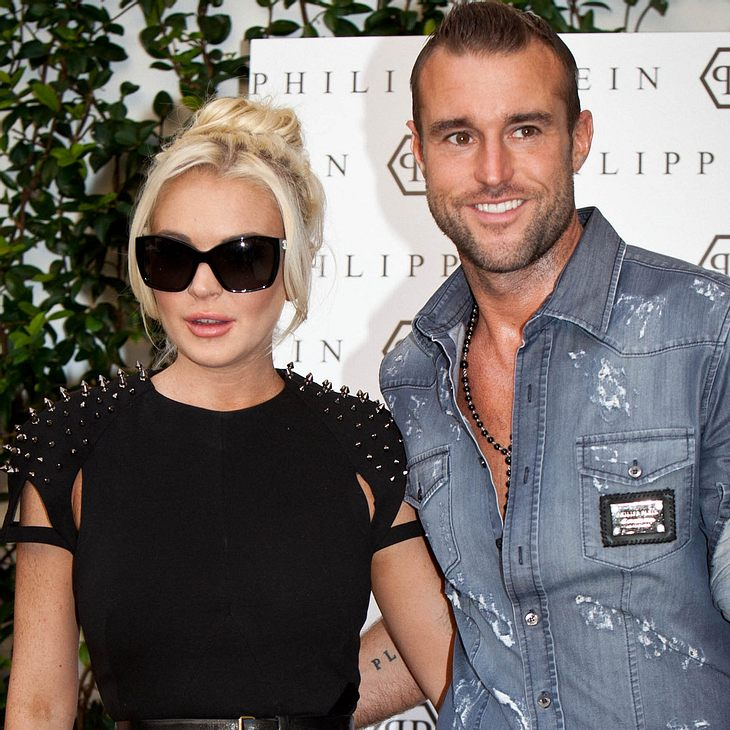 Lindsay Lohan kannte Philipp Pleins Kollektion nicht