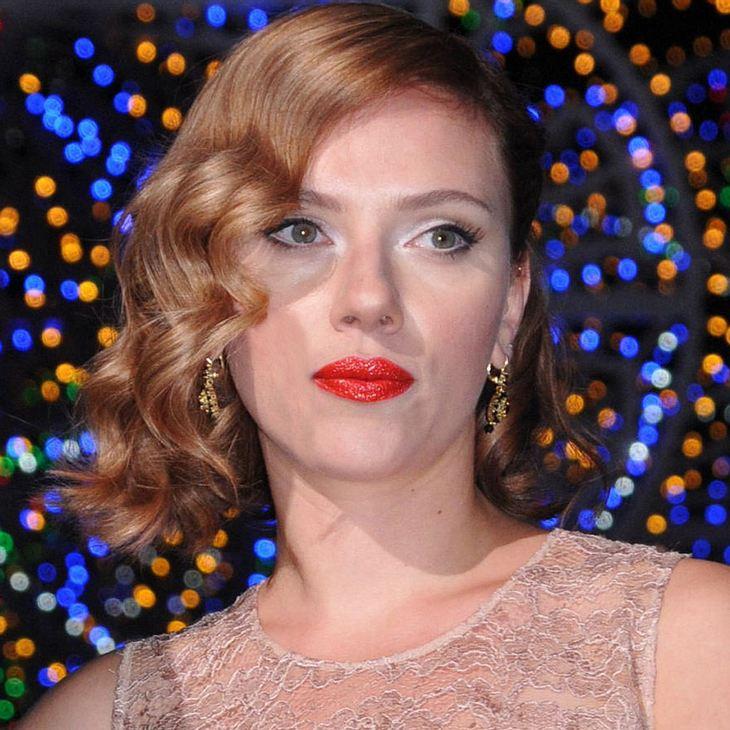 Scarlett Johansson: Arbeit war schuld an Trennung