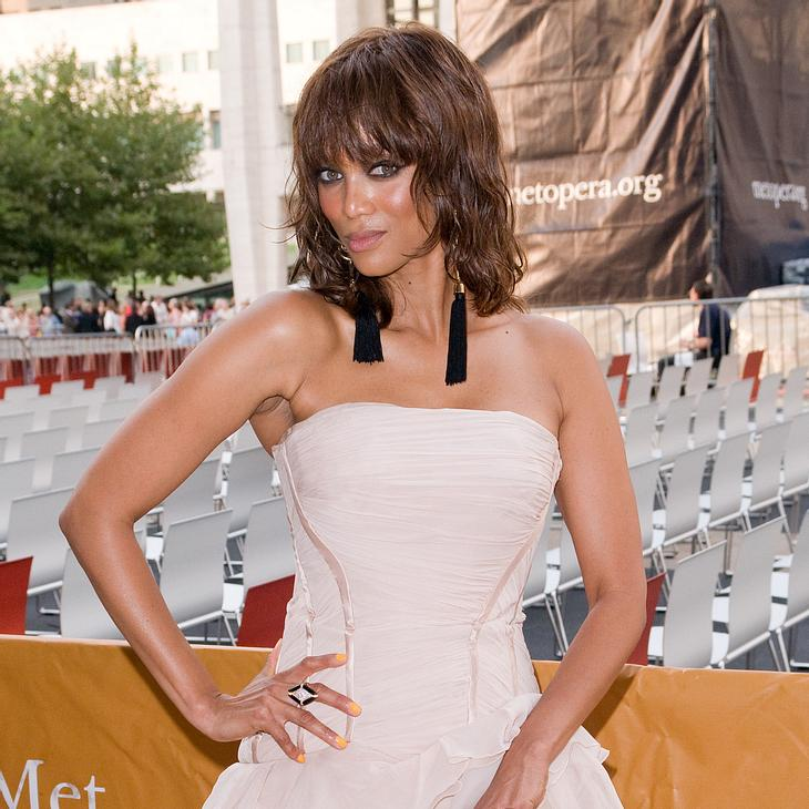 Tyra Banks: Abschluss in Harvard