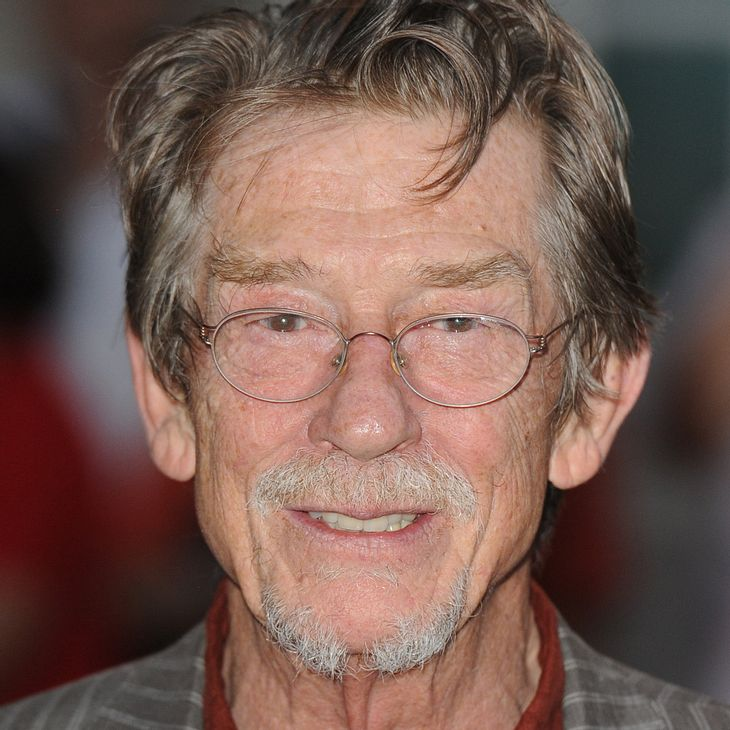 John Hurt & Clemence Poesy: Bei Award Show evakuiert