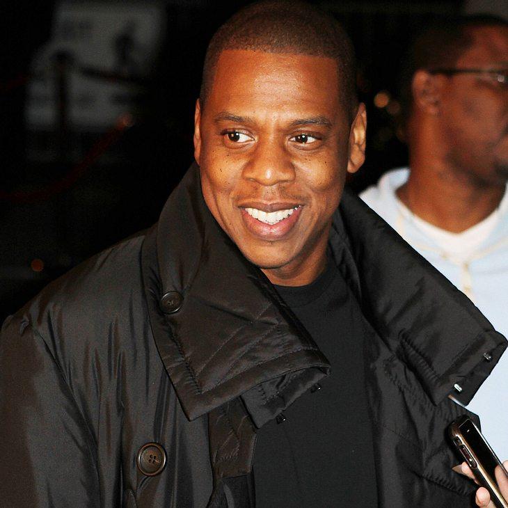 Jay-Z hat Angst vor Überlastung