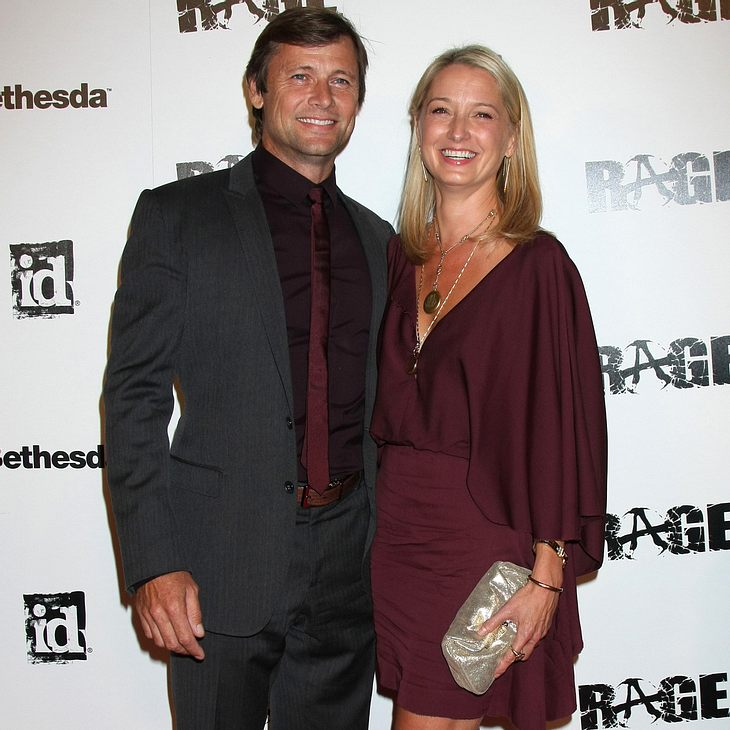 Dennis Hoppers Ex-Frau wieder verheiratet