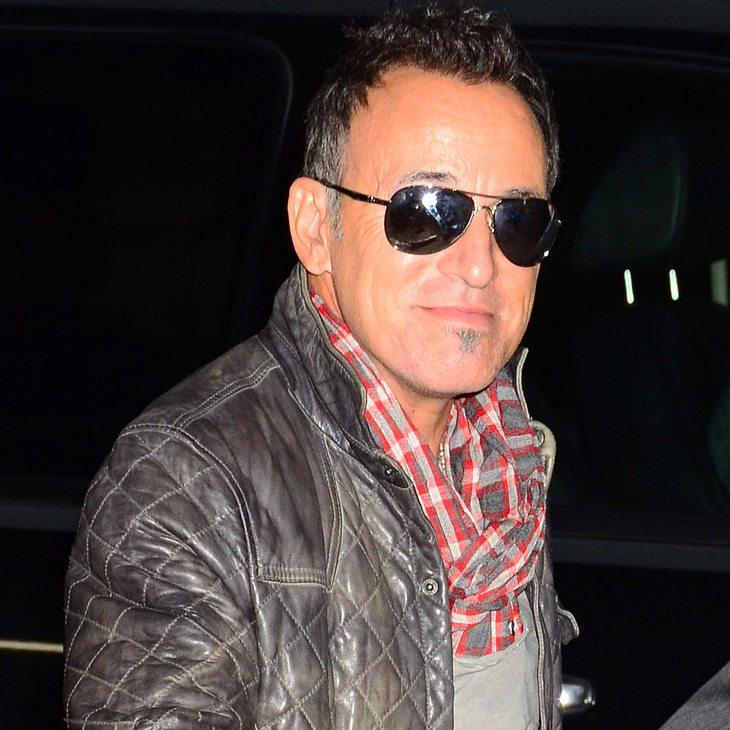Bruce Springsteen überrascht Fans auf Benefizkonzert