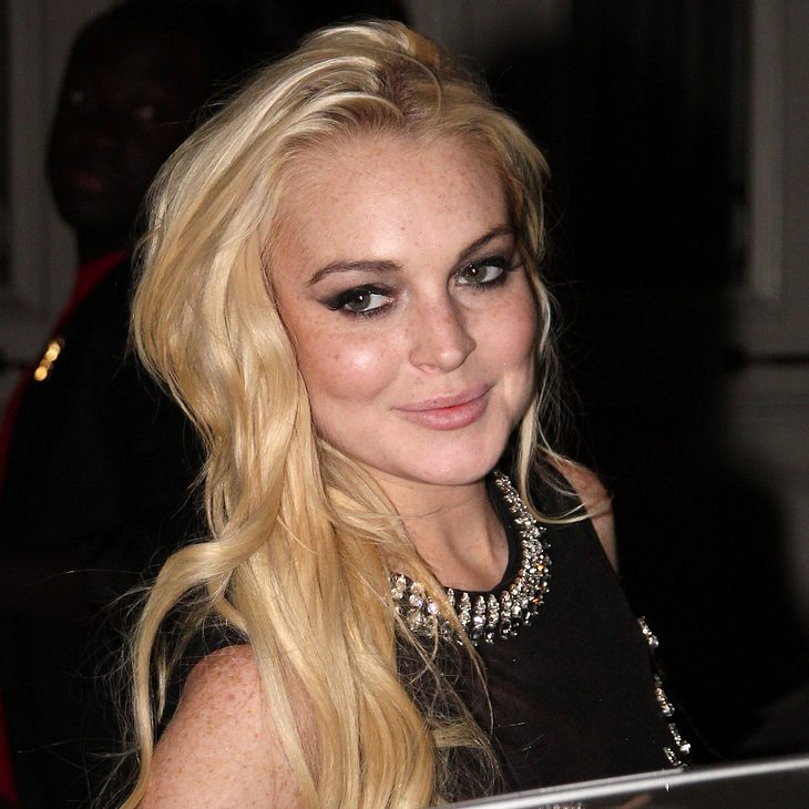 """Lindsay Lohan in """"Scary Movie 5""""?"""