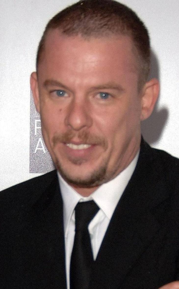 Designer Alexander McQueen gestorben