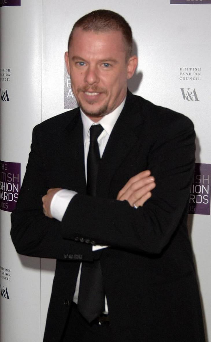 Kaufhaus entschuldigt sich für Alexander McQueen-Deko