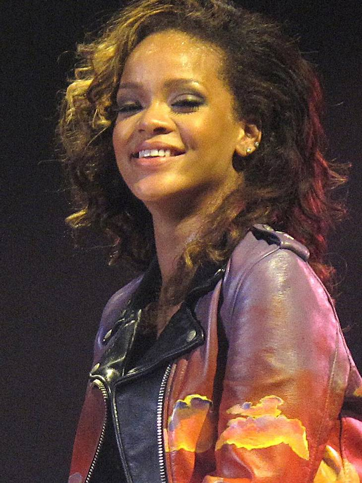Rihanna mag es unzüchtig