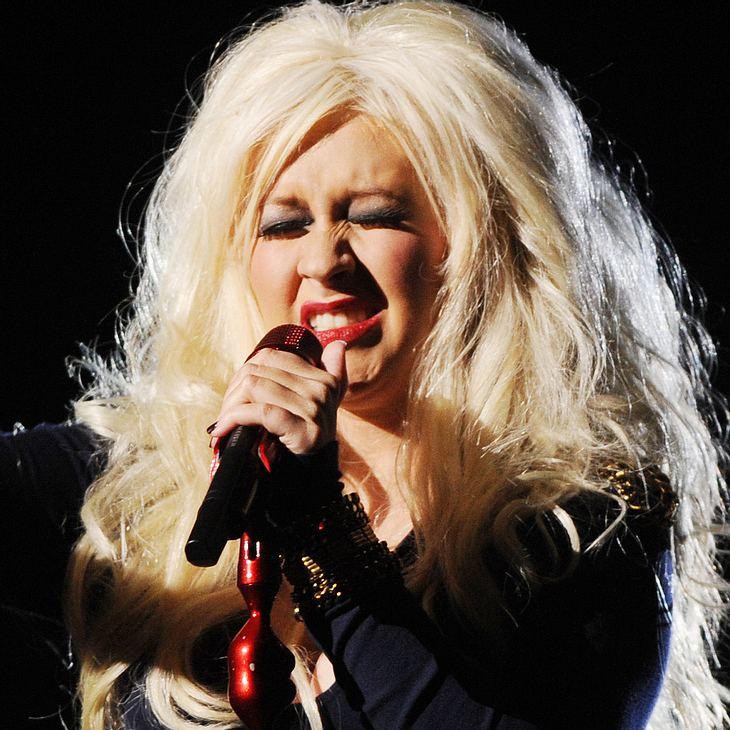 Christina Aguilera beendet Gewichts-Diskussion