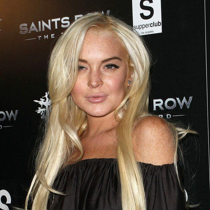 Lindsay Lohan ist wieder fit