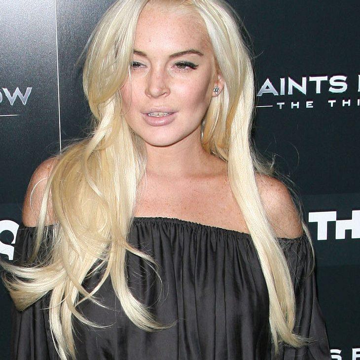 Lindsay Lohans Sprecher dementiert Berichte um Courtney Love