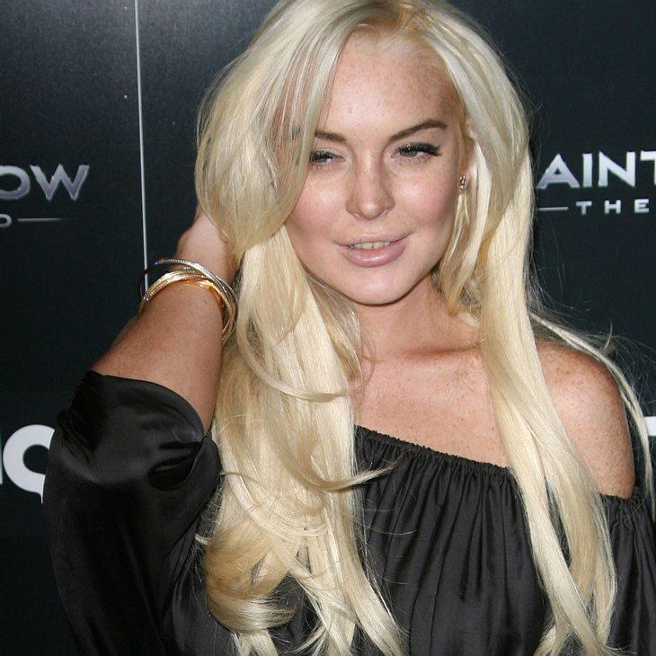 Lindsay Lohan: Bald als Elizabeth Taylor?
