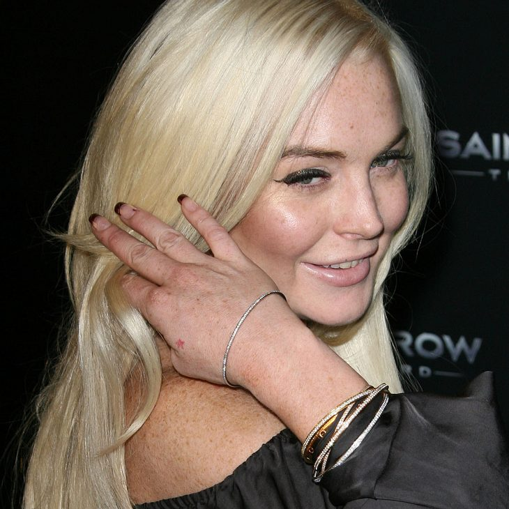 Lindsay Lohan droht mit Klage