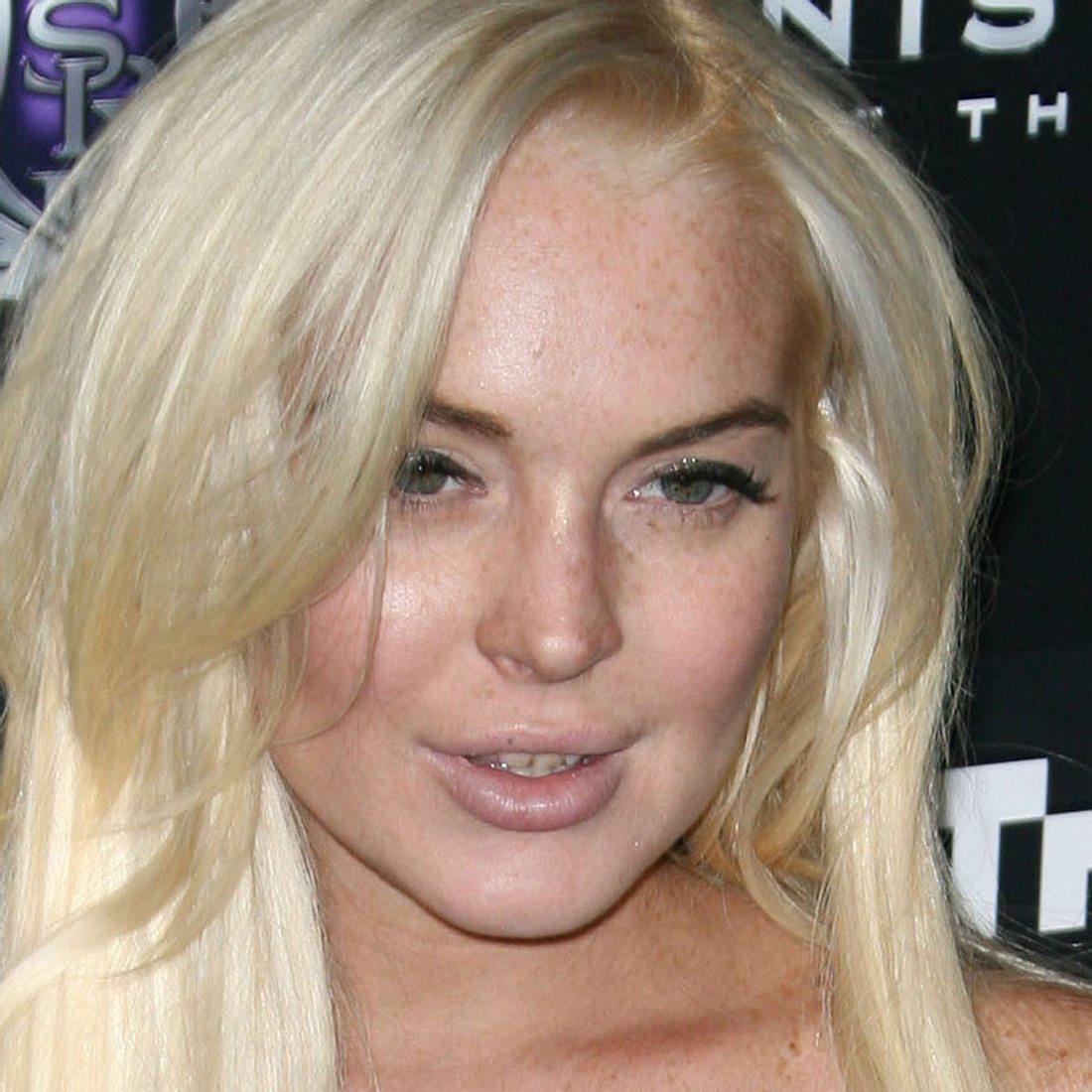 "Lindsay Lohan verpasst Enthüllung des ""Playboy""-Covers"
