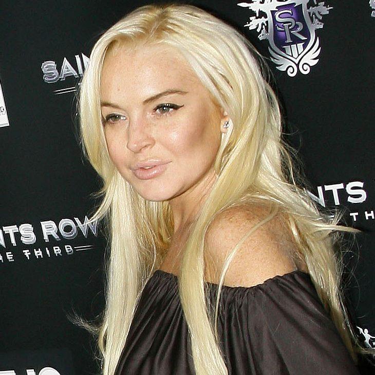 "Lindsay Lohan: ""Playboy""-Cover taucht Online auf"
