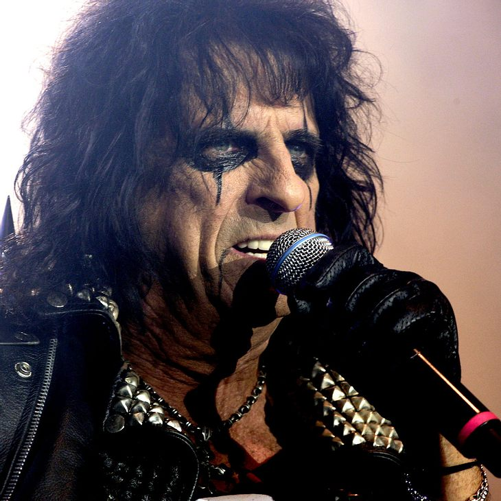 Alice Cooper in neuem Tim Burton-Film