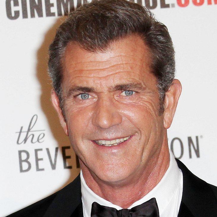 Mel Gibson beeindruckt den Richter