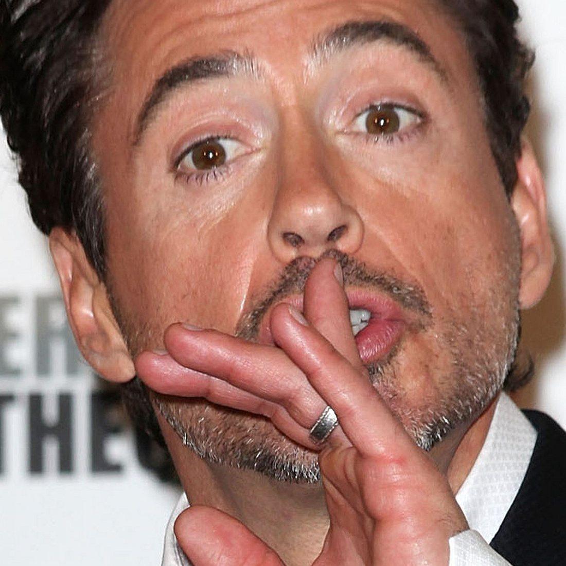 Robert Downey Jr. adoptiert