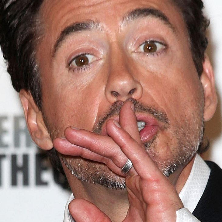 Robert Downey Jr. adoptiert