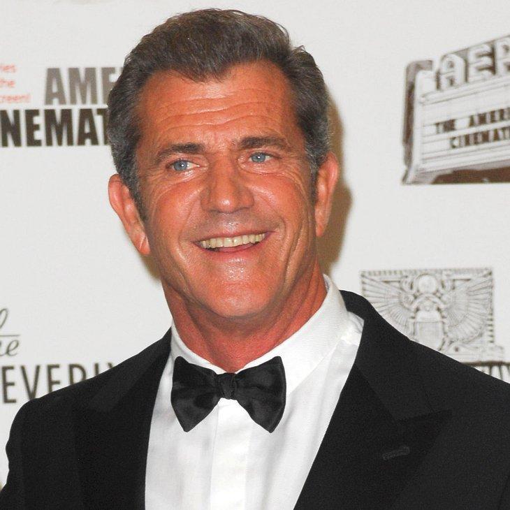 "Mel Gibson bald ""Machete Kills""-Star?"