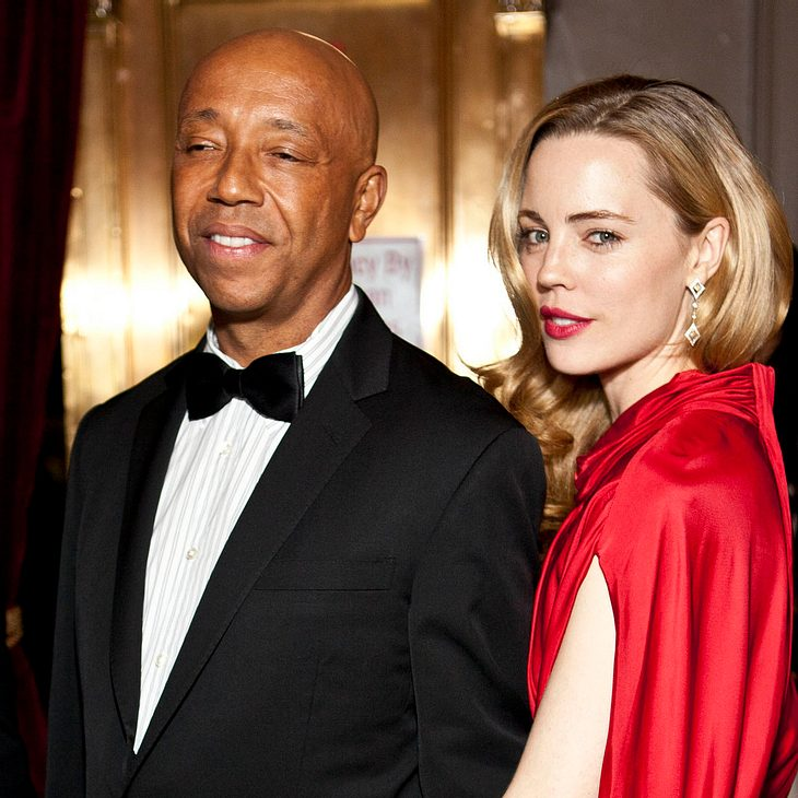Russell Simmons ist wieder Single