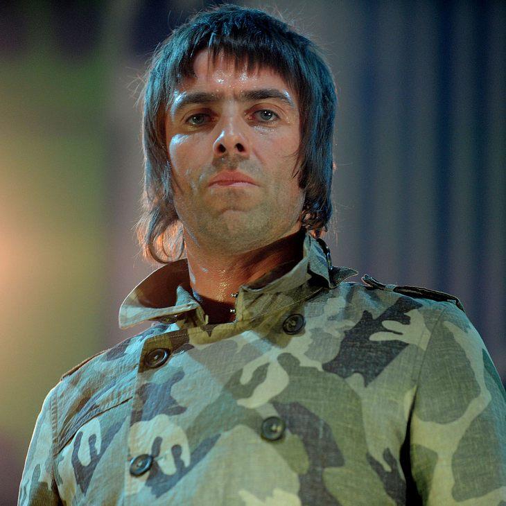 Liam Gallagher stänkert gegen Russell Brand