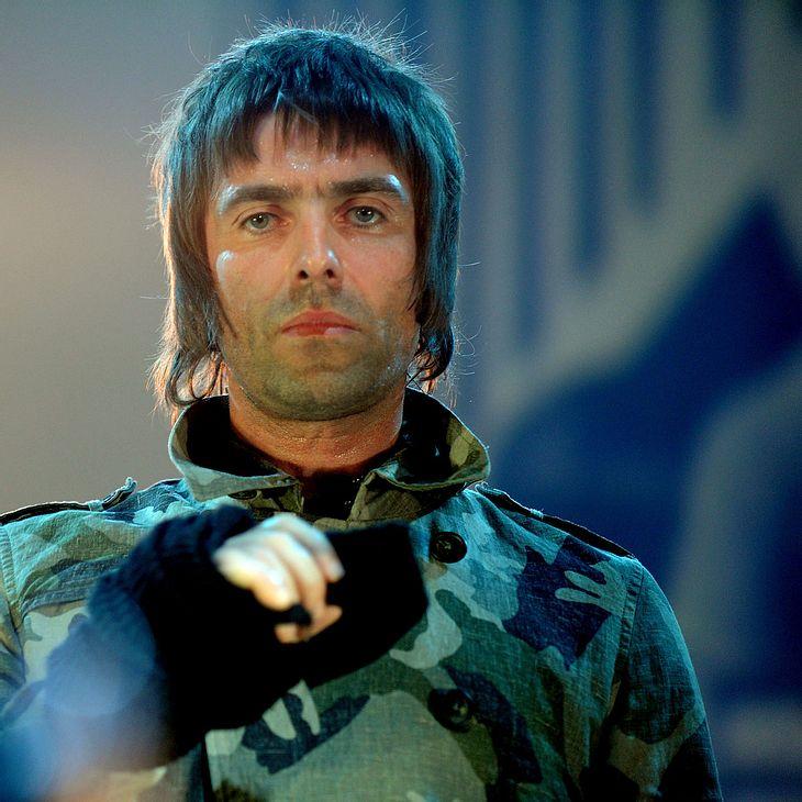 Liam Gallagher: Biografie über Oasis?