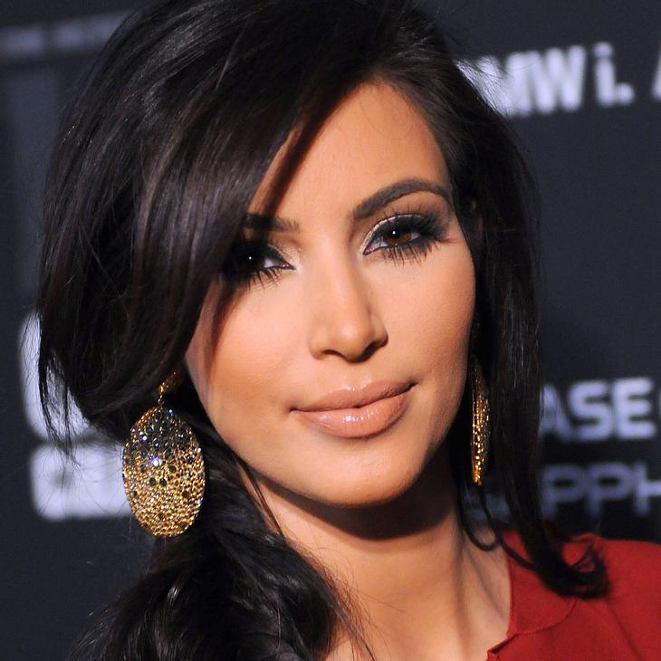 """Kim Kardashian: """"Es war eine Hochzeit aus Liebe"""""""