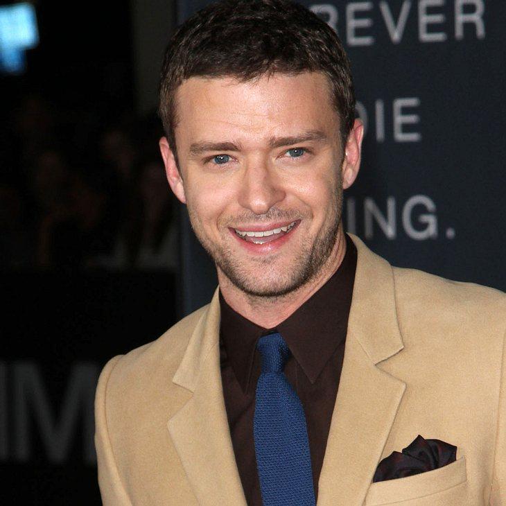 Justin Timberlake verlängert Junggesellenabschied