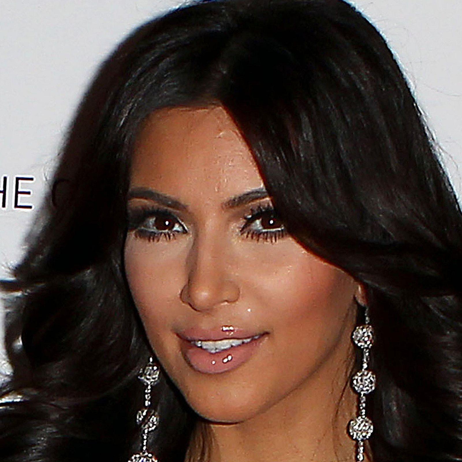 Kim Kardashian Mutter