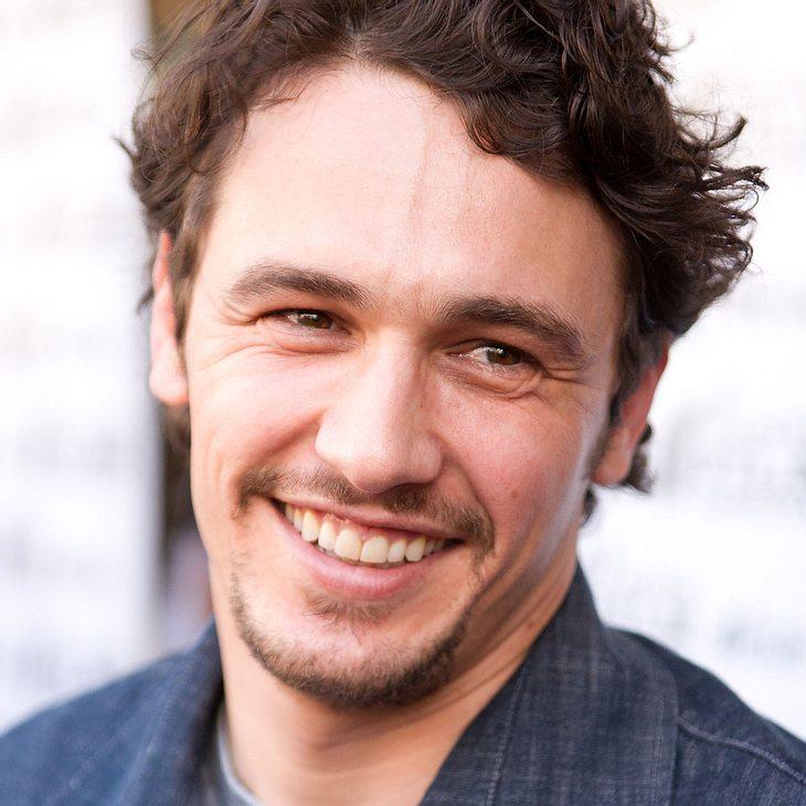 James Franco: Bald als Hugh Hefner im Kino?