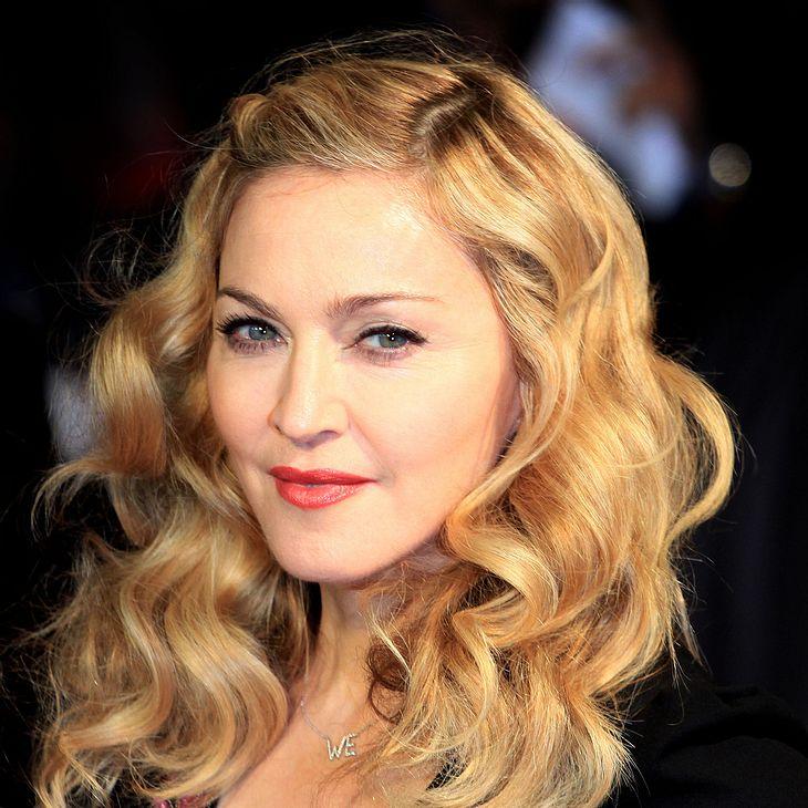 Madonna: Verdächtiger in Spanien verhaftet