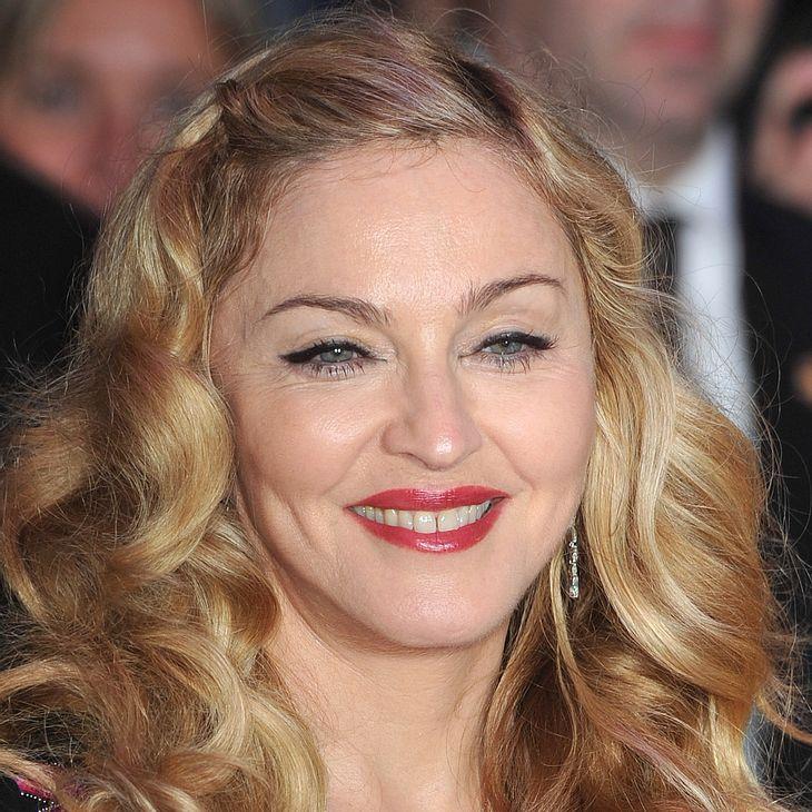 Madonna: Haarige Schulzeit
