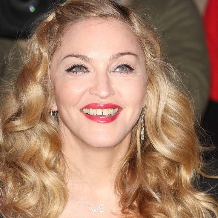 Madonna erhält Unterstützung der Fans