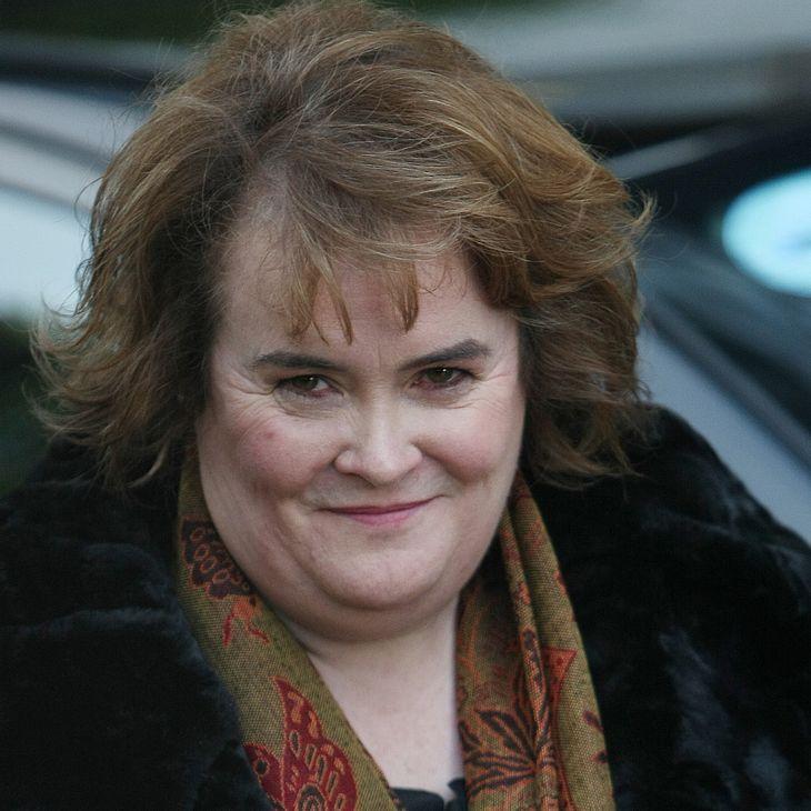 Susan Boyle erhält Ehrendoktorwürde