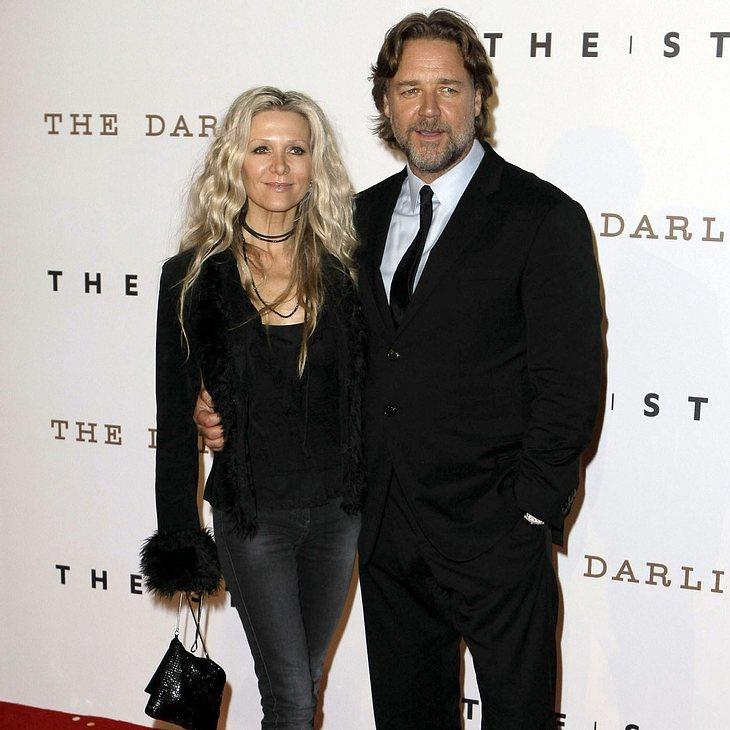 Russell Crowe und Danielle Spencer getrennt
