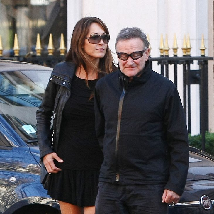 Robin Williams: Flitterwochen in Paris
