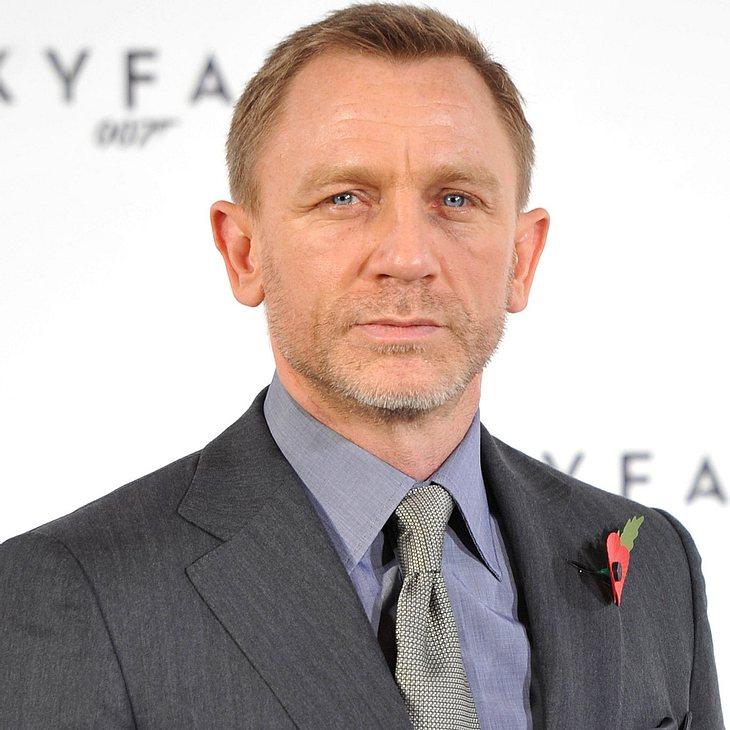 Daniel Craig: Unerkannt in der U-Bahn
