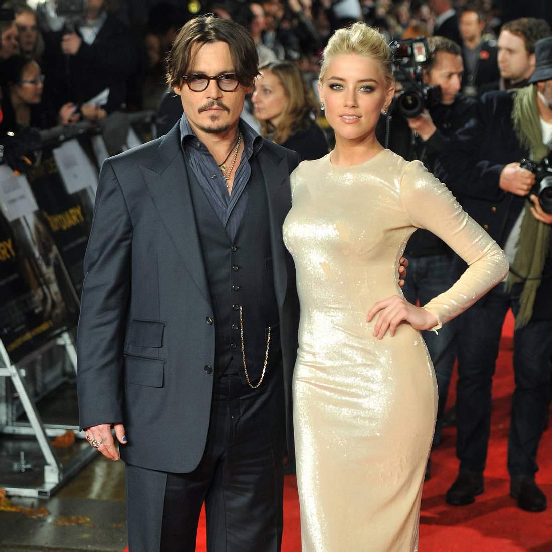Johnny Depp von Amber Heard verlassen?