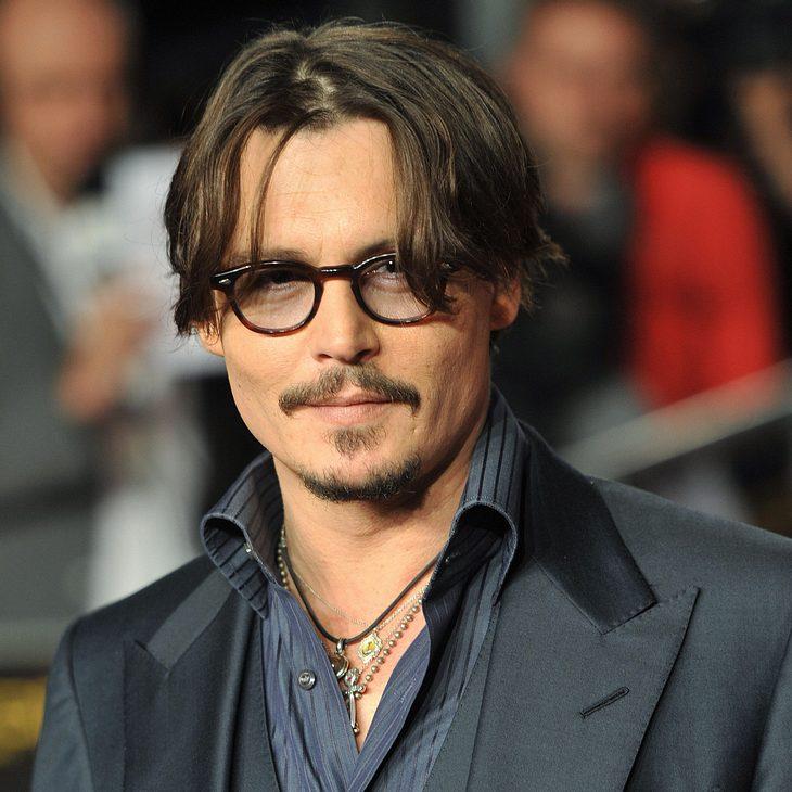 """Johnny Depp wollte bei """"The Rum Diary"""" eigentlich nüchtern zu bleiben"""