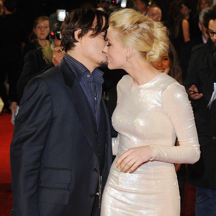 Johnny Depp und Amber Heard: alles aus?