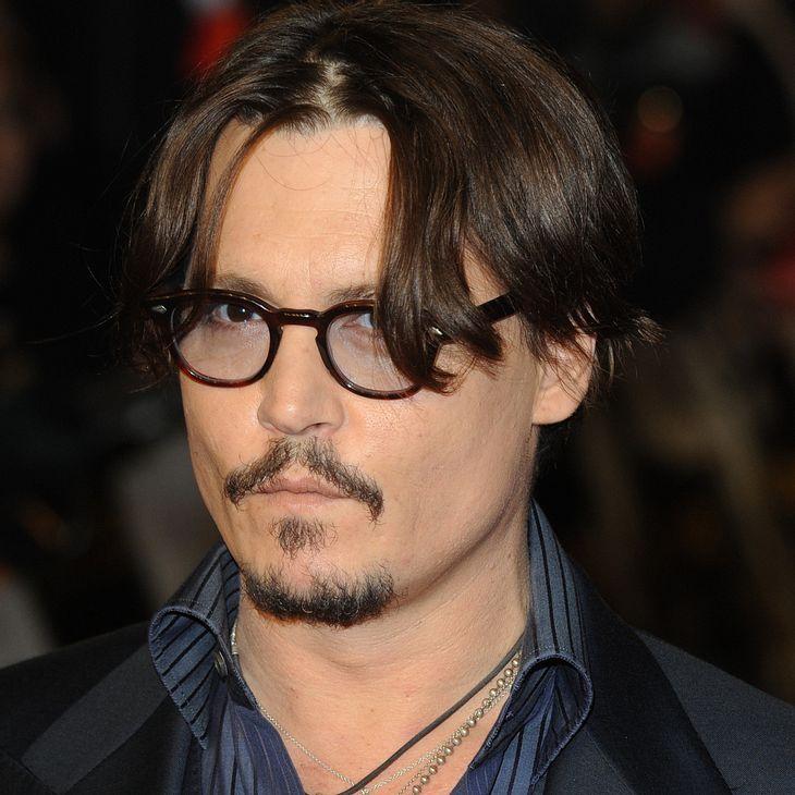 Johnny Depp: Wird er zu Dean Martin?