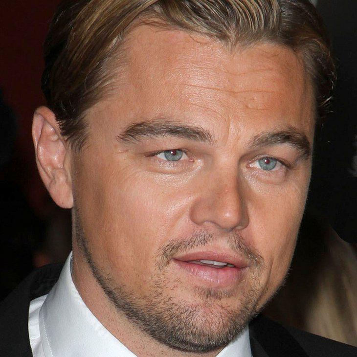 Leonardo DiCaprio: Hochzeit nicht ausgeschlossen