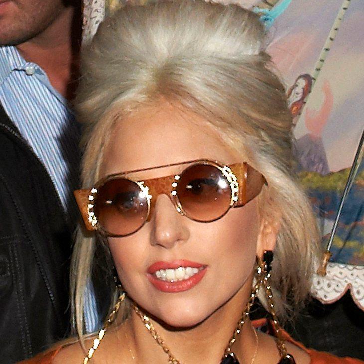 Lady Gaga: Unterstützung von The Darkness