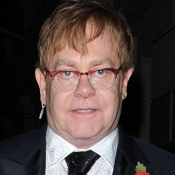 Elton John wird verklagt