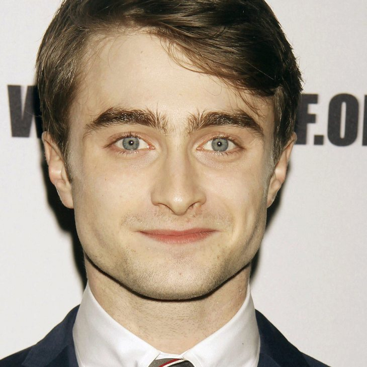 "Daniel Radcliffe: Allergisch auf ""Harry Potter""-Brille"
