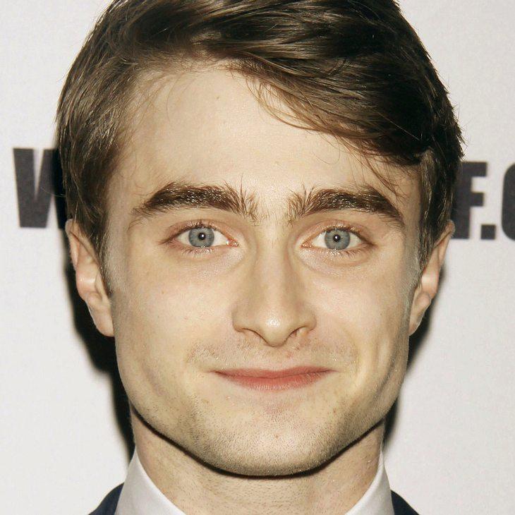 Daniel Radcliffe: Freundin mag seine Macken
